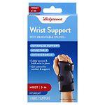 Walgreens Wrist Support, Right, Small/Medium- 1 ea