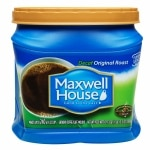 Maxwell House Ground Coffee, Original Decaf- 29.3 oz