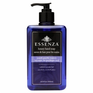 Essenza Luxury Hand Soap, South Pacific Waters