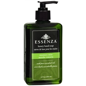 Essenza Luxury Hand Soap, Rosemary Mint