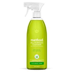 method All-Purpose Surface Cleaner, Lime & Sea Salt