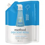 method Dish Soap Refill, Sea Minerals- 36 oz