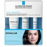 La Roche-Posay Effaclar Dermatological Acne System, 2 pk- 1 ea