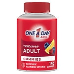 One A Day VitaCraves Adult Multivitamin Gummies- 150 ea