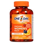One A Day VitaCraves Women's Multivitamin Gummies- 150 ea