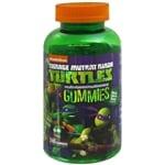 Teenage Mutant Ninja Turtles Multivitamin/Multimineral Gummies- 240 ea