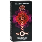 Wet Platinum Wow Female Arousal Serum- .5 oz