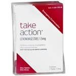 Take Action Emergency Contraceptive- 1 ea