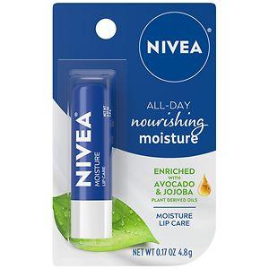 Nivea Lip Care A Kiss of Moisture Essential Lip Care- .17 oz