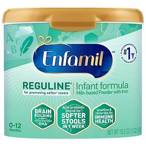 Enfamil Reguline Large Powder Tub- 20.4 oz