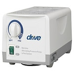 Drive Medical Variable Pressure Pump for Drive Med-Aire, White- 1 ea