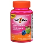 One A Day VitaCraves Teen Vitamins For Her Gummies, Assorted- 60 ea