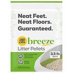 Tidy Cats Breeze Cat Litter Pellets, Refill- 3.5 lb