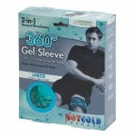 Veridian Healthcare 360 degree Gel Sleeve, Blue, Large