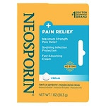 Neosporin Plus Pain Cream- 1 oz