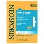 Neosporin Plus Pain Cream- 1 oz