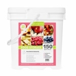 Lindon Farms Freeze Dried Fruits, 150 Servings