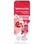 Vamousse Lice Treatment Easy Mousse Application- 6 fl oz