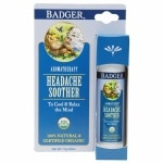 Badger Headache Soother- .6 oz