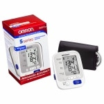 Omron 5 Series Upper Arm Blood Pressure Monitor, Model BP742N- 1 ea