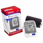 Omron 7 Series Upper Arm Blood Pressure Monitor, Model BP760N