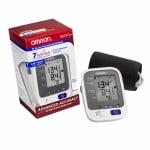 Omron 7 Series Upper Arm Blood Pressure Monitor plus Bluetooth Smart, Model BP761- 1 ea
