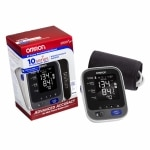 Omron 10 Series Wireless Upper Arm Blood Pressure Monitor, Model BP786, Cuff that fits Standard & Large Arms- 1 ea
