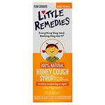 Little Remedies 100% Natural Cough Syrup, Honey- 4 fl oz