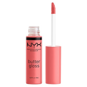 NYX Butter Gloss, Creme Brulee