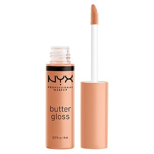 NYX Butter Gloss, Fortune Cookie