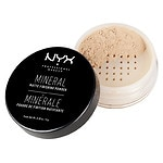 NYX Mineral Finishing Powder, Light/Medium- .28 oz