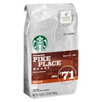 Starbucks Ground Coffee, Pike Place Roast- 20 oz