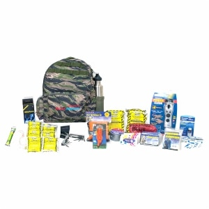 Ready America Emergency 4 Person Outdoor Survival Kit- 1 ea