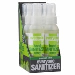 Everyone Hand Sanitizer Spray, Peppermint and Citrus- 2 oz