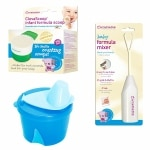 Clevamama Infant Formula Feeding Boy Pack, 3 Pc- 1 ea