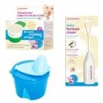 Clevamama Infant Formula Feeding Boy Pack, 3 Pc- 1 ea