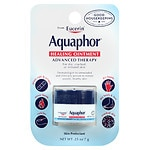 Aquaphor Healing Ointment Advanced Therapy Skin Protectant- .25 oz
