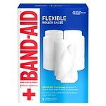 Band-Aid First Aid Covers Kling Rolled Gauze, Large- 5 ea