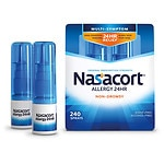Nasacort Allergy 24 Hour Spray, 240 Sprays- .57 fl oz