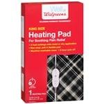 Walgreens Heating Pad Moist Dry, King Size