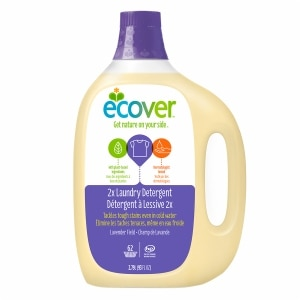Ecover Liquid Laundry Detergent, 62 Loads, Lavender Field