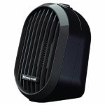 Honeywell HeatBud Personal Ceramic Heater, Black- 1 ea