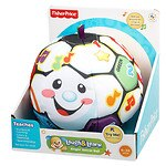 Fisher-Price Laugh & Learn Singin' Soccer Ball- 1 ea