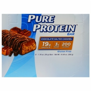 Pure Protein Bar, 6 pk, Salted Caramel