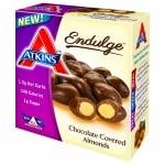 Atkins Endulge Chocolate Covered Almonds- 5 ea