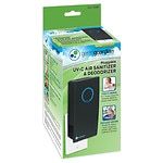 Germ Guardian Elite Pluggable UV-C Air Sanitizer & Deodorizer, Black- 1 ea