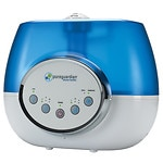 PureGuardian 100 Hour Ultrasonic, Blue and White