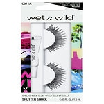 Wet n Wild Eyelashes & Glue, Shutter Shock- 1 ea