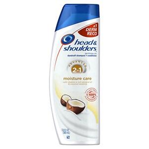 Head & Shoulders Moisture Care 2in1 Dandruff Shampoo + Conditioner