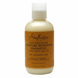 SheaMoisture Moisture Retention Shampoo, Raw Shea Butter